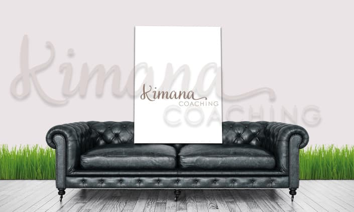 Kimana Coaching Logo Design by grafik zum glueck