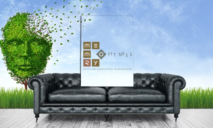 Memory Fitness Logo Design by grafik zum glueck