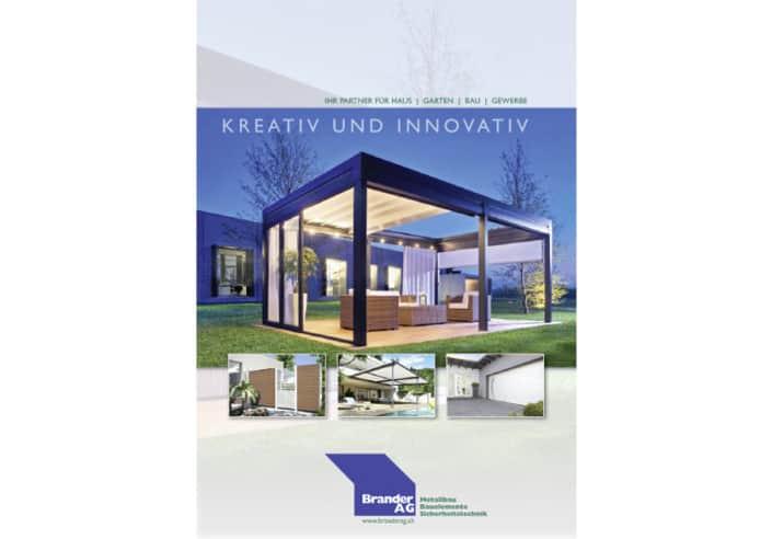 Brander AG Katalog Design by grafik zum glueck 00