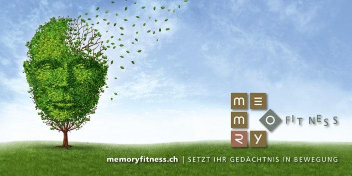 Flyergestaltung Flyerdesign MemoryFitness 01 grafikZUMGLUECK.CH