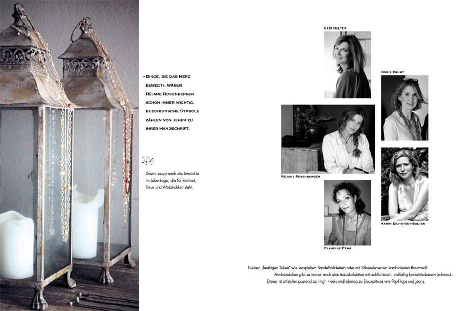 Katalog design rejane rosenberger design standard for Design katalog