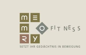 Logo Corporate Design Memory Fitness Gedaechtnistraing logo by grafik zum glueck.