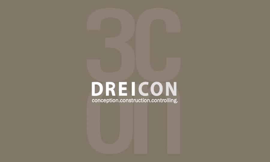 Logo Design - Dreicon - Grafik Design - grafik ZUM GLÜCK.CH