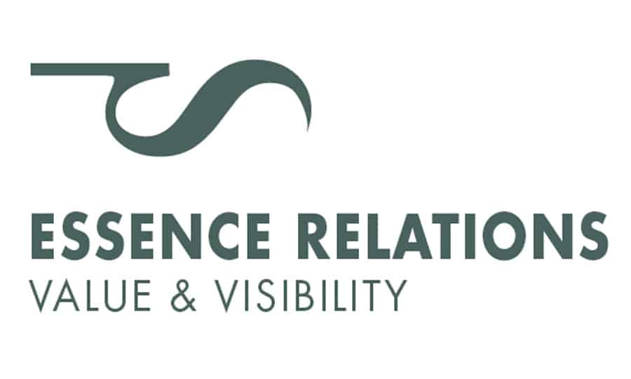 Logo Design - Essence Relations - Grafik Design - grafik ZUM GLÜCK.CH
