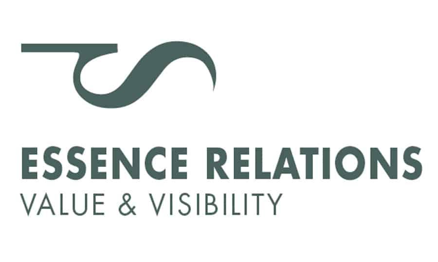 Logo Design - Essence Relations - Grafik Design - grafik ZUM GLÜCK.CH